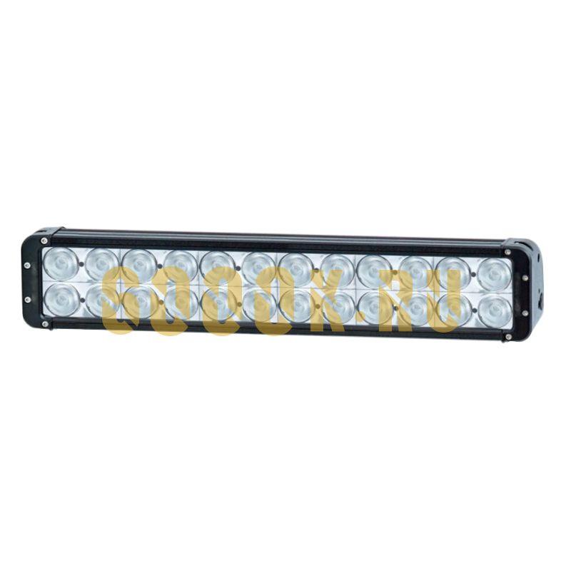 Двухрядная светодиодная LED балка 240W CREE комбинированного света