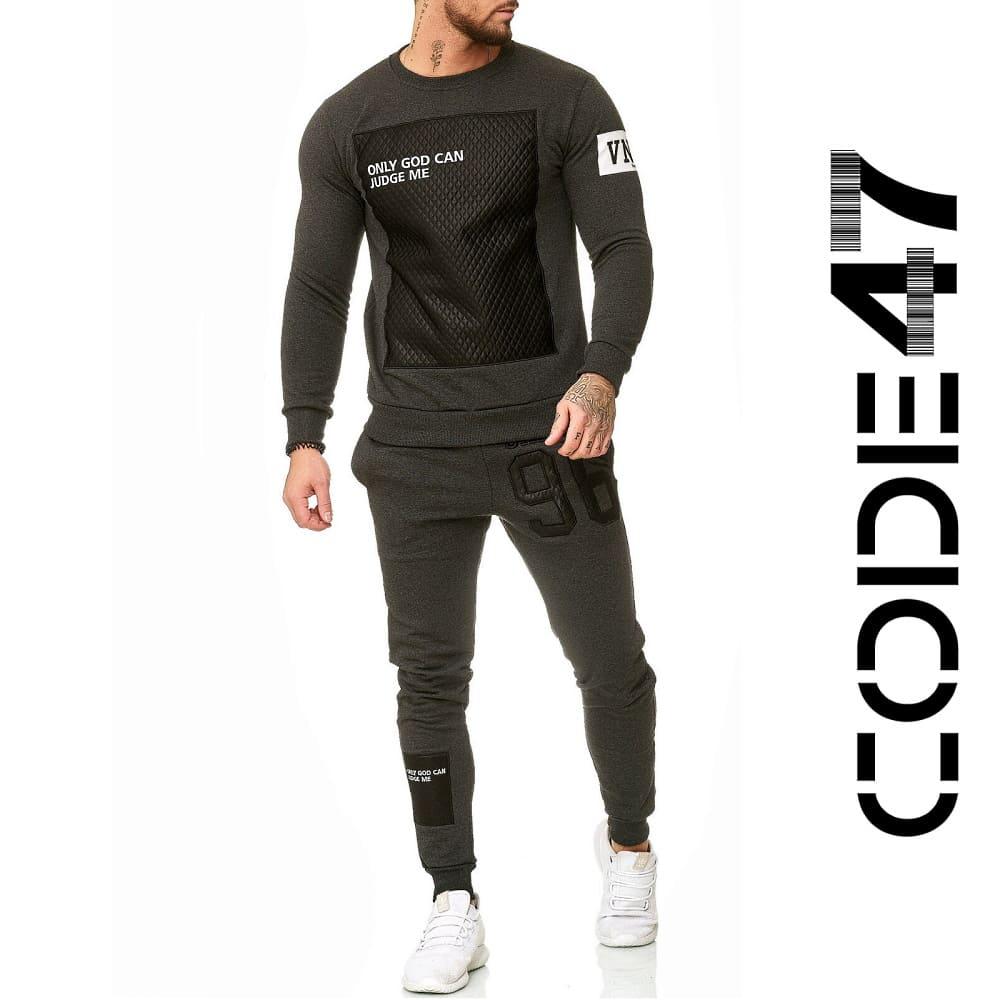 Спортивный костюм Code47 Shacur Anthracite