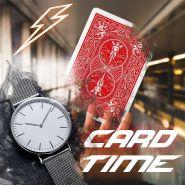 Карточный гиммик CARD TIME