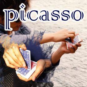 Карточный гиммик PICASSO (визуальное перекрашивание)