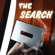 Гиммик THE SEARCH (форс слова в книге, журнале)