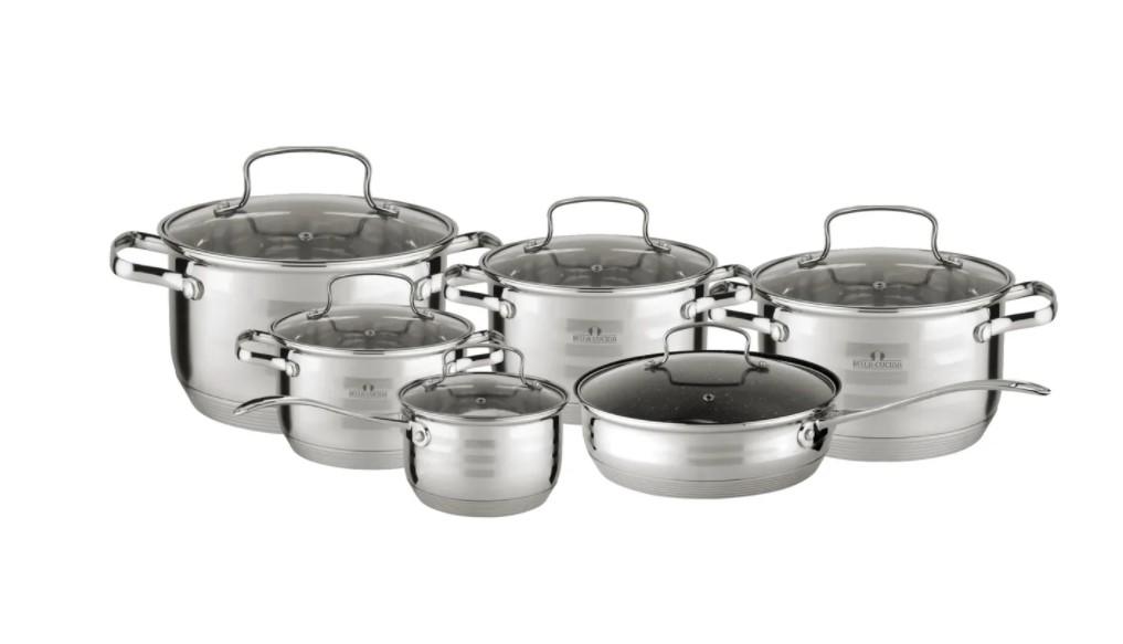 BC-2025 Набор посуды, 12пр