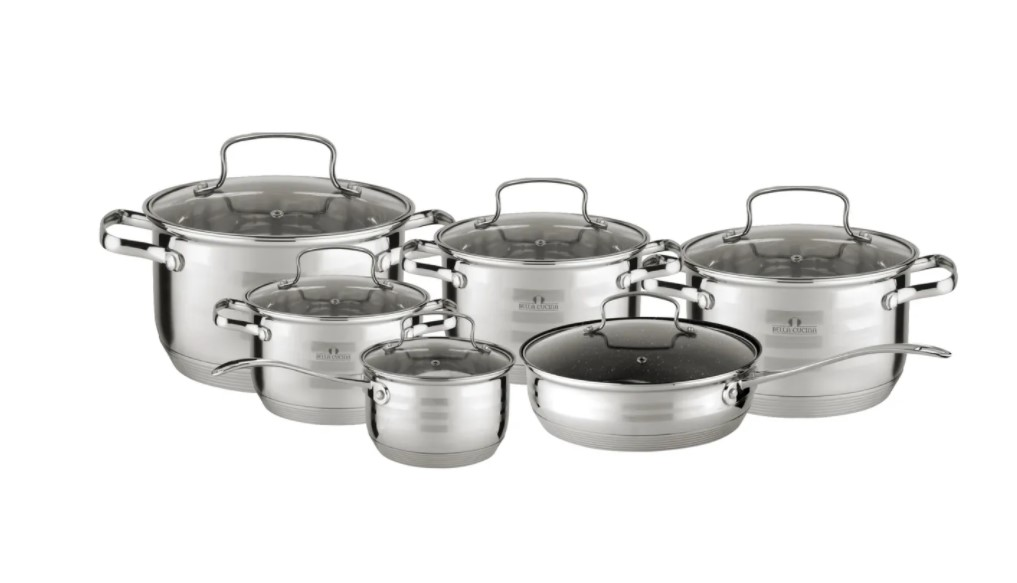 BC-2033 Набор посуды, 12пр