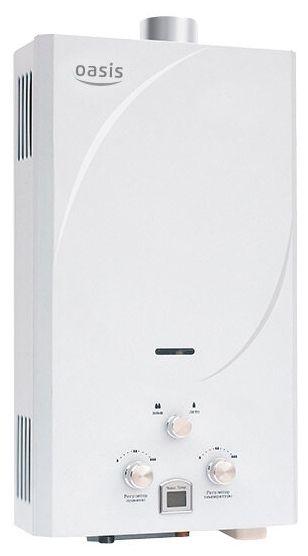 Проточный газовый водонагреватель Oasis 20 S/TUR