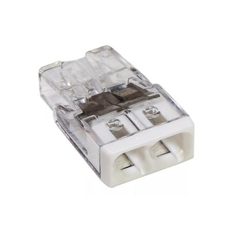 Клеммы WAGO 2273-242 на 2 провода с пастой (100шт)
