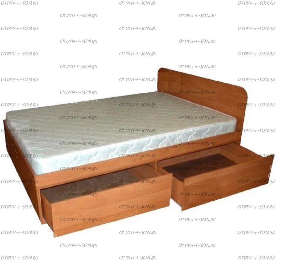 Кровать Рома 2.4