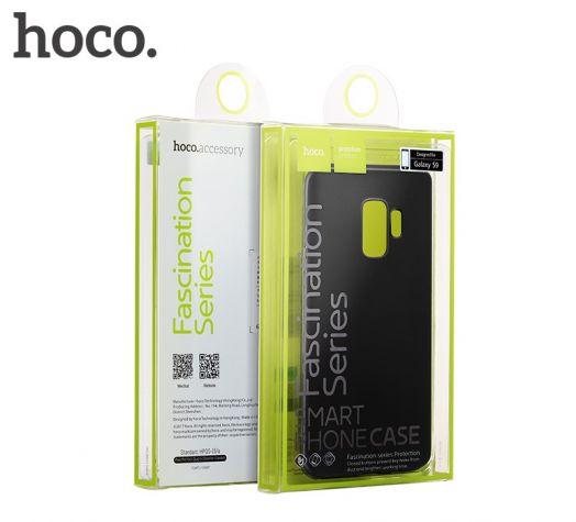 Защитный чехол HOCO Fascination series для Galaxy S9, черный