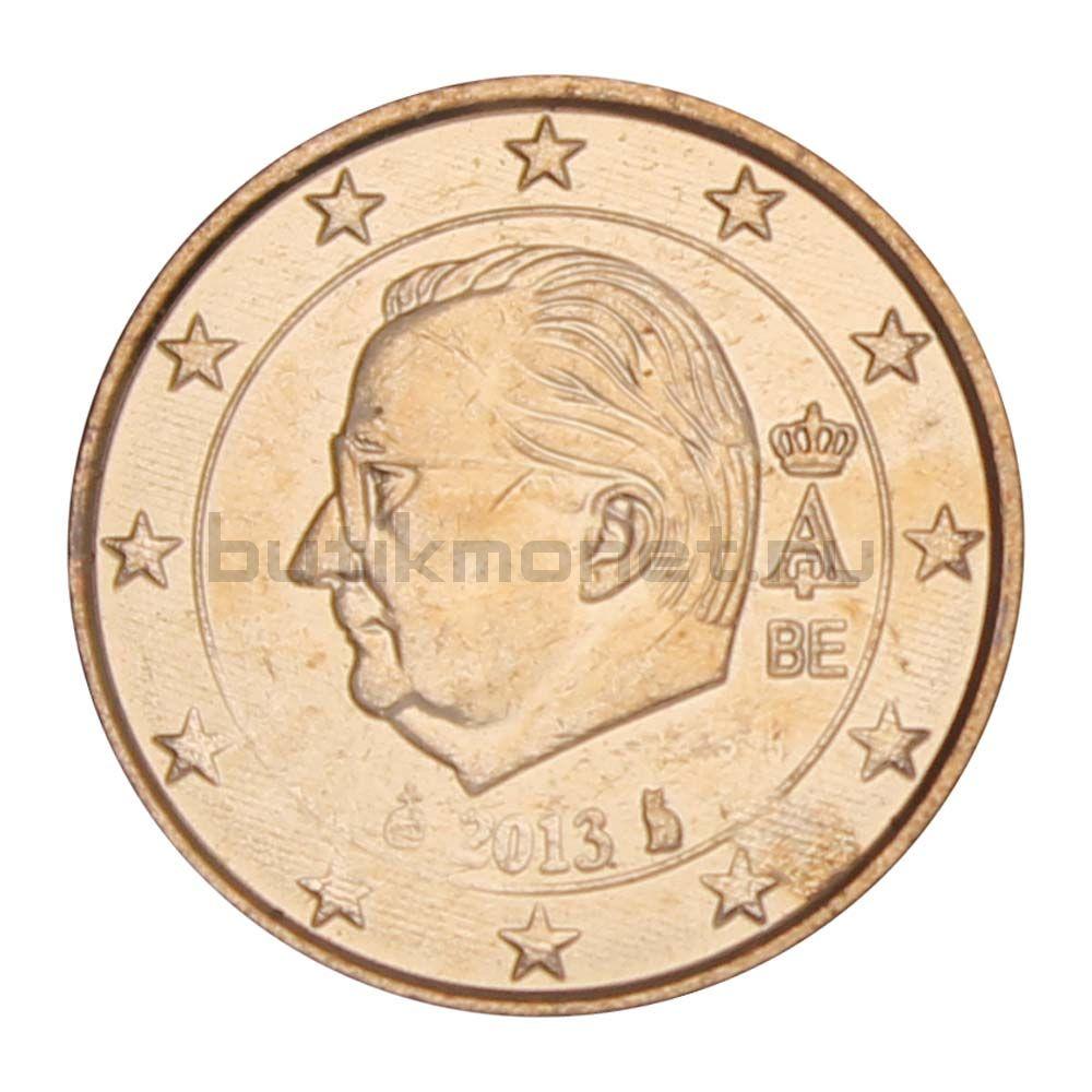 1 евроцент 2013 Бельгия