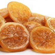 Апельсиновые дольки засахаренные 100г
