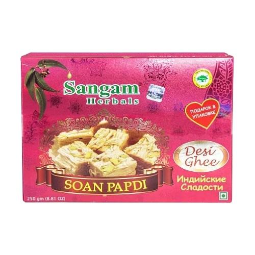 Индийская халва Soan Papdi (250 гр)