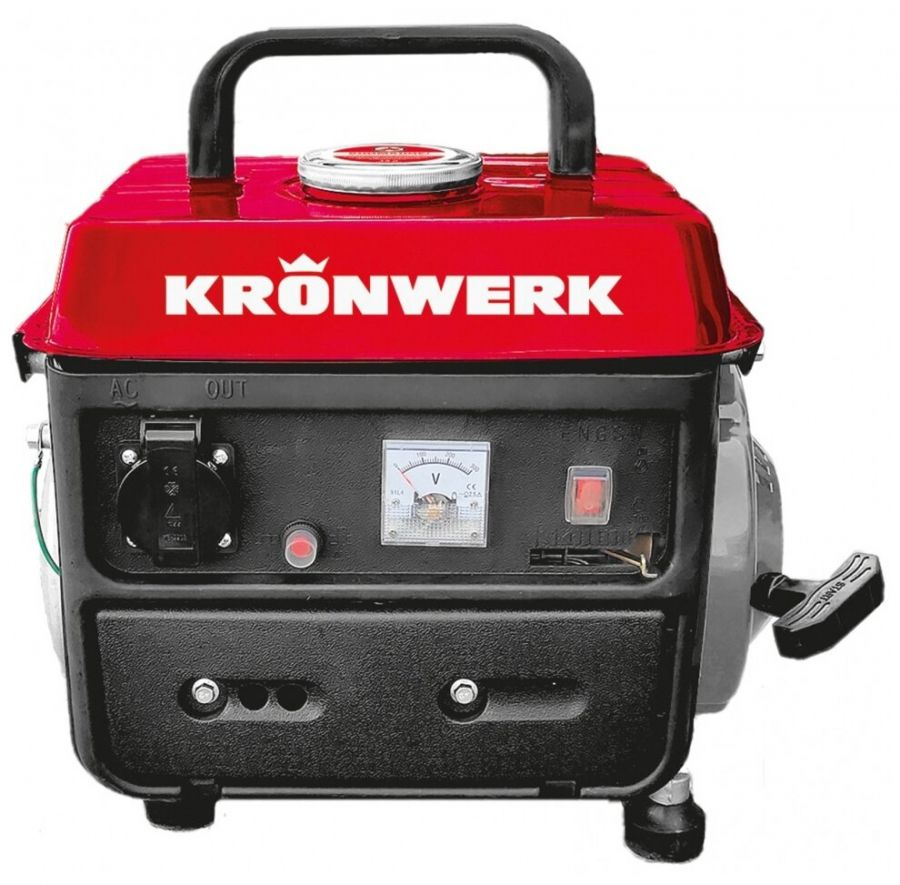 Бензиновый генератор Kronwerk LK 950 (94667)