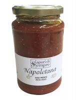 Соус по-неаполитански 340 г, Napoletana sugo pronto Delikatesse 340 gr