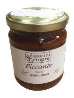 Крем острый 180 г, Piccante crema Delikatesse 180 gr