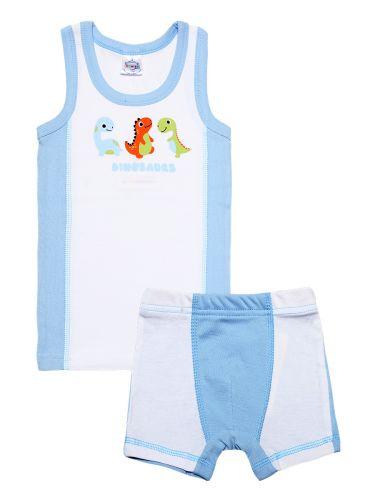 Комплект белья для мальчика Bonito kids 2-6 лет BK1465MT