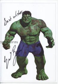Автограф: Эрик Бана. Халк 2003 г.
