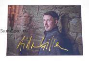Автограф: Эйдан Гиллен. Игра престолов / Game of Thrones