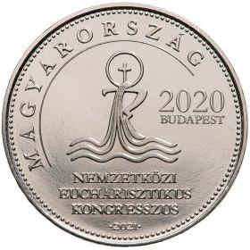 Международный Евхаристический Конгресс 50 форинтов Венгрия 2021