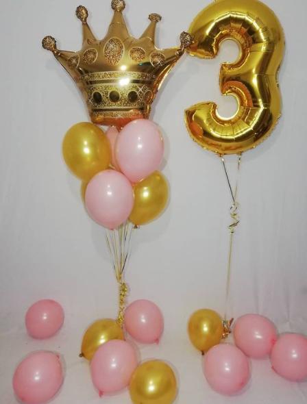 Для принцессы в день рождения!