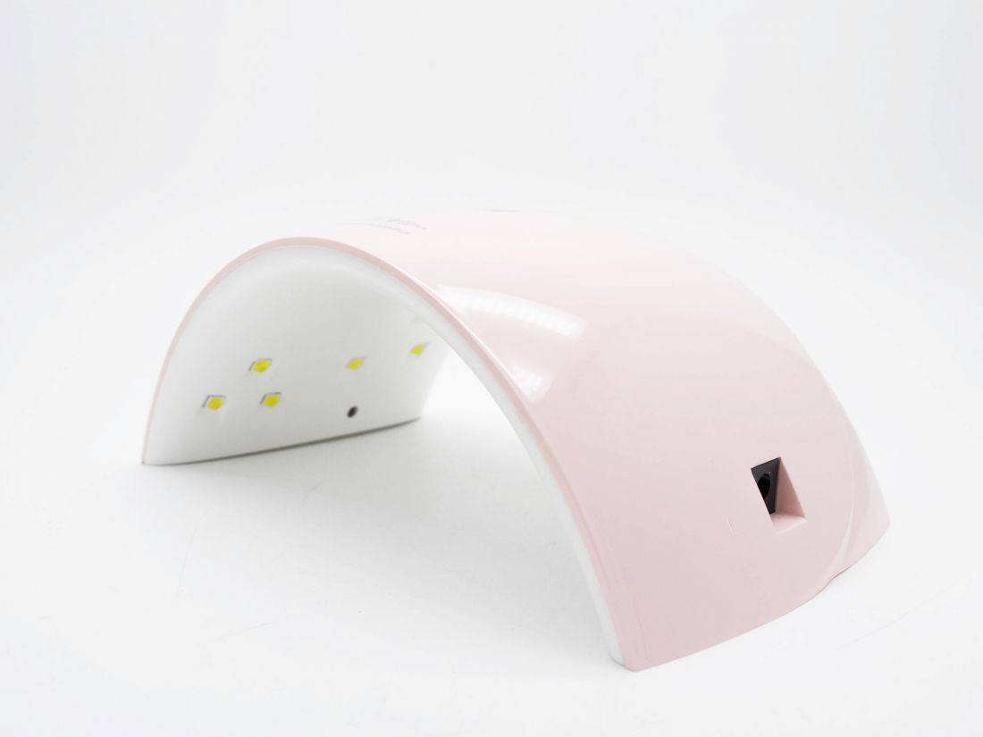 ' UV/LED лампа SUN 9X Plus, 36 Вт. (Pink)