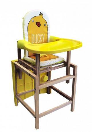 Стол-стул DUCKY лак