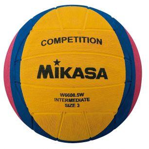 Мяч для водного поло юниорский Mikasa W6608,5W (р.3)