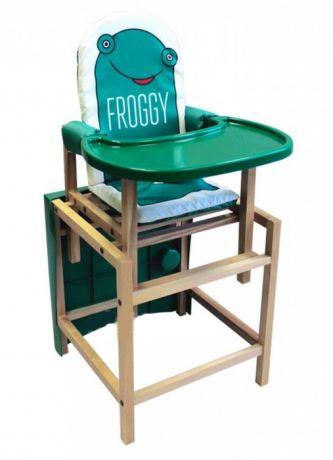 Стол-стул FROGGY лак