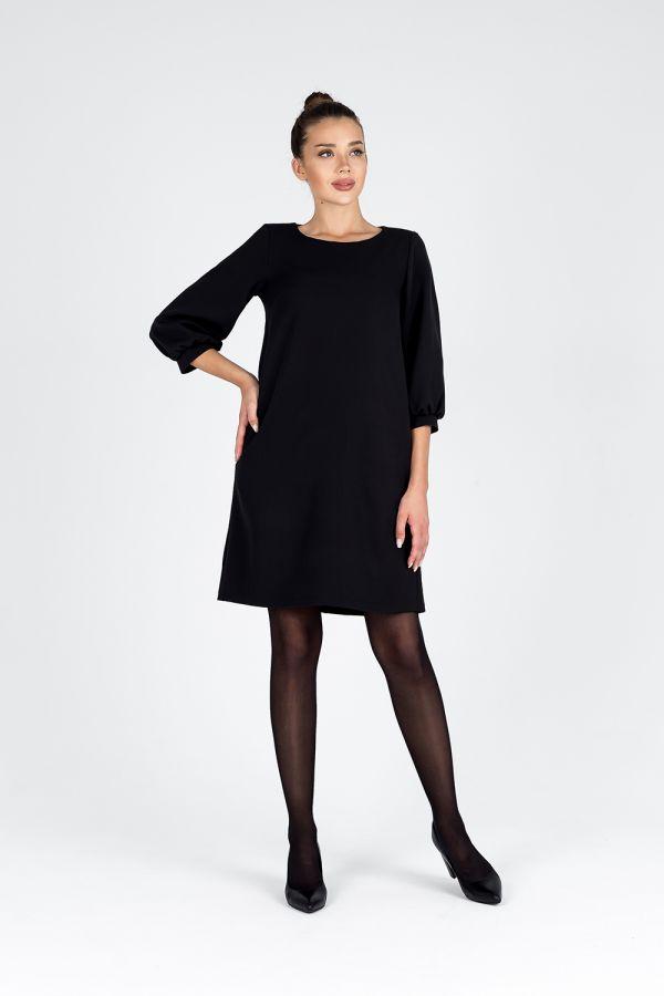 Платье 19078 [черный]