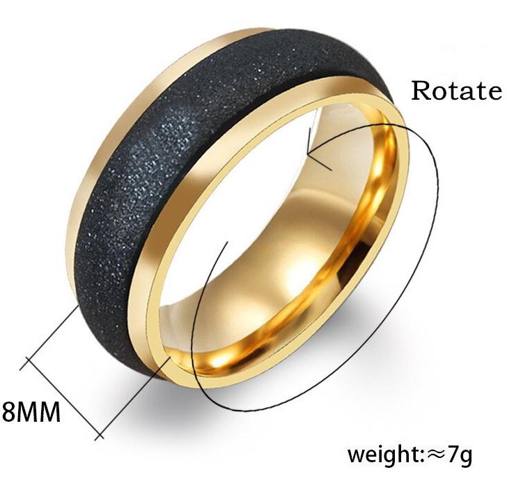 Мужское кольцо DENIM