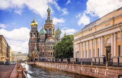 Санкт-Петербург — северная Венеция (Дарья Воронина)