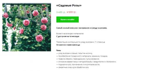 Садовые Розы (Кристианна Виниченко)