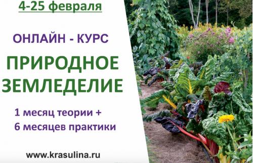 Природное земледелие (Ольга Красулина)
