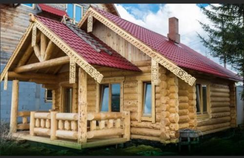 Основы строительства 'Живой Бани' (Иван Бояринцев)