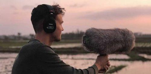 [liveclasses] Field recording: полевая звукозапись (Дмитрий Скобелев)