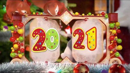 Новогодняя франшиза 2021 года