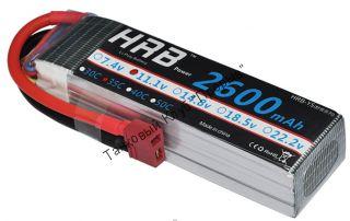 Аккумулятор Li-Po HRB 2600мач 35с