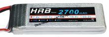 Аккумулятор Li-Po HRB 2700мач 10с