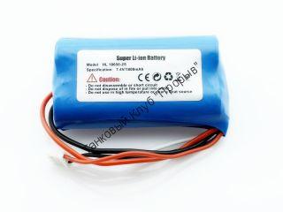 Аккумулятор Li-Ion 7.4в 1800мач