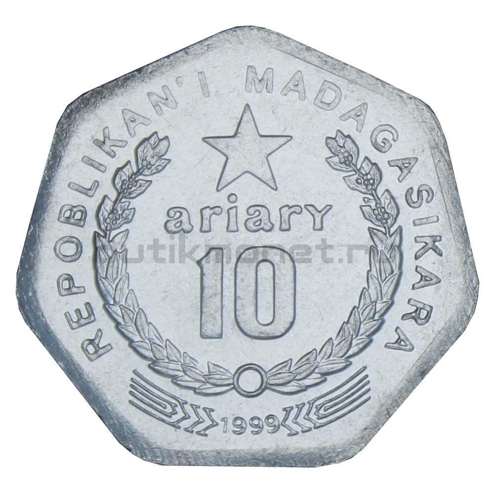 10 ариари 1999 Мадагаскар
