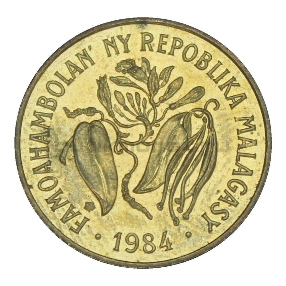 10 франков 1984 Мадагаскар