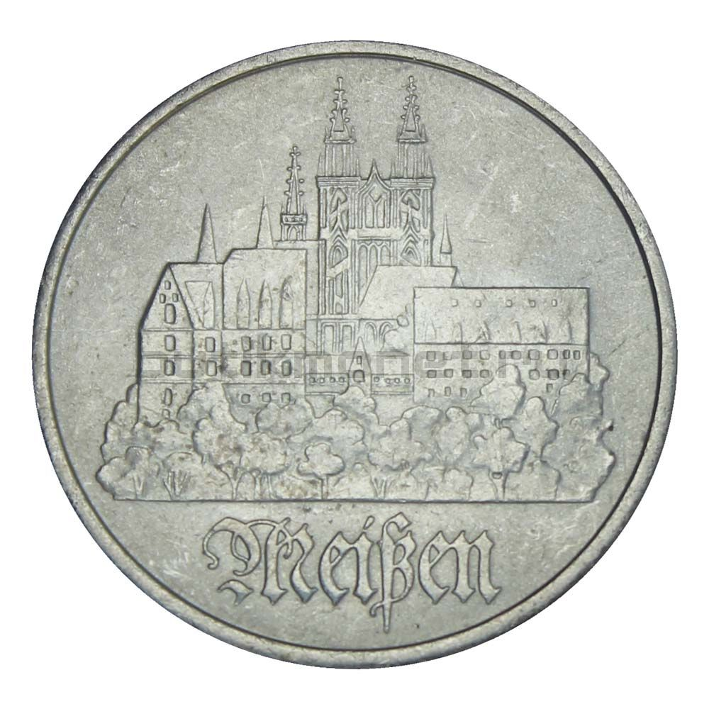 5 марок 1972 ГДР Город Мейсен