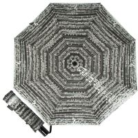 Зонт складной Emme M444-OC Notes Black