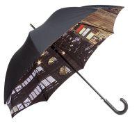 Зонт-трость Moschino 481-D67AUTOA Station Long