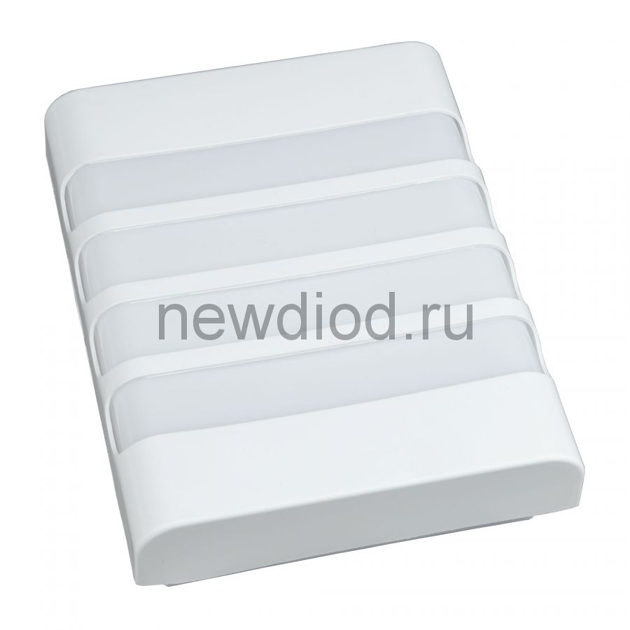 Светильник светодиодный влагозащищенный ULW-Q280 22W/4000K/S01 IP65 WHITE