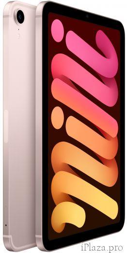 Apple iPad mini (2021), розовый
