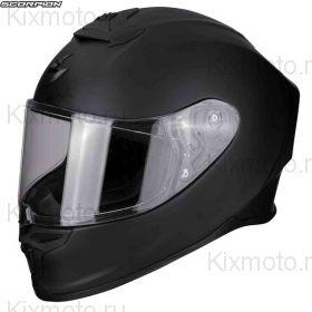 Шлем Scorpion EXO R1 Air, Матовый черный