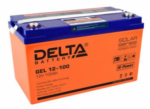 Аккумуляторная батарея GEL 12-100