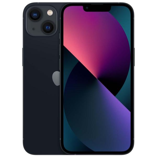 Смартфон Apple iPhone 13 256Gb (Midnight) 2 Sim