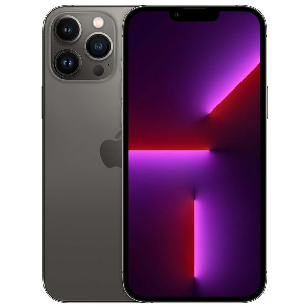 Смартфон Apple iPhone 13 Pro Max 128Gb (Graphite) 2 Sim
