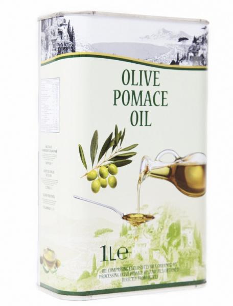 Оливковое масло для жарки Olive Pomace 1л
