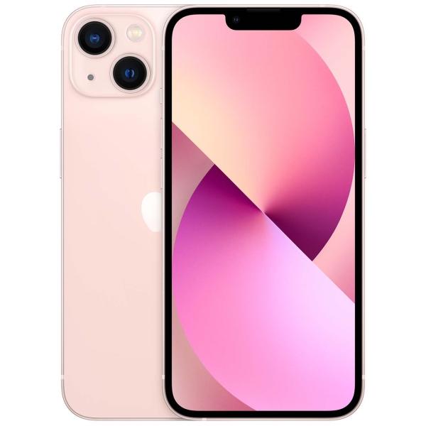 Смартфон Apple iPhone 13 256Gb (Pink) 2 Sim